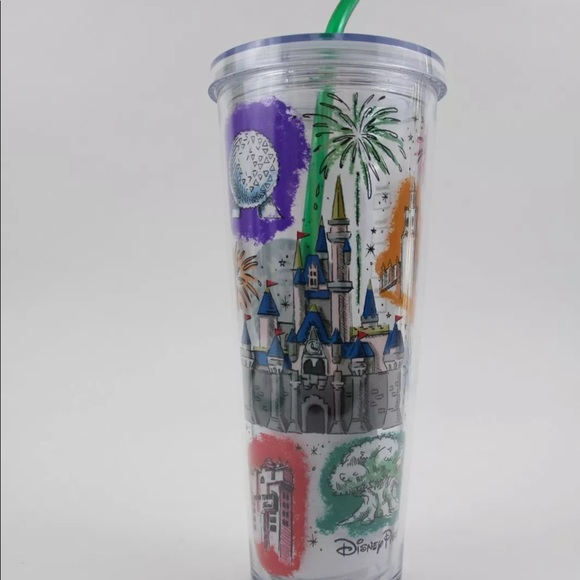 430d5be910a Starbucks Other | New Disney Parks 2019 Tumbler | Poshmark